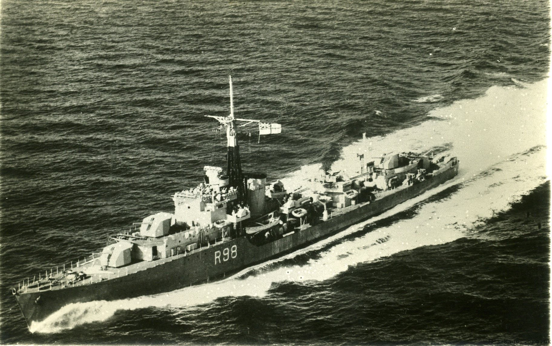 HMS Wager