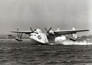 Rescue of ditched allied airmen
