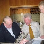 Robert & Bob Cadman, Len & Jean Ackroyd
