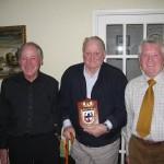 Ted Longshaw, Bob Cadman, Len Ackroyd